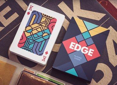 【USPCC撲克】EDGE PLAYING CARD
