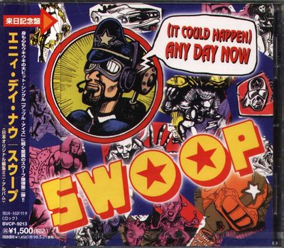 K - Swoop - (It Could Happen) Any Day Now Japan O - 日版 - NEW