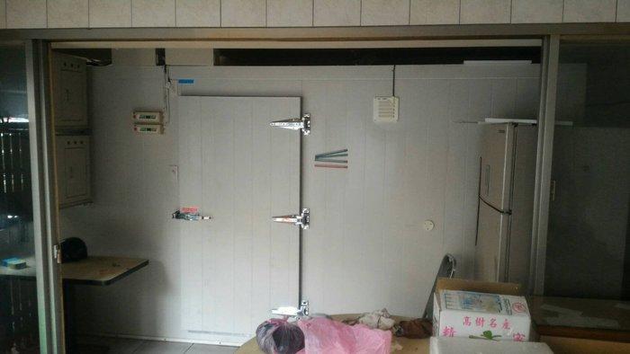 *大銓冷凍餐飲設備*【八成新大型實用冷凍拼裝庫】/冷藏拼裝庫/冰櫃/❤ 歡迎來電詢問❤