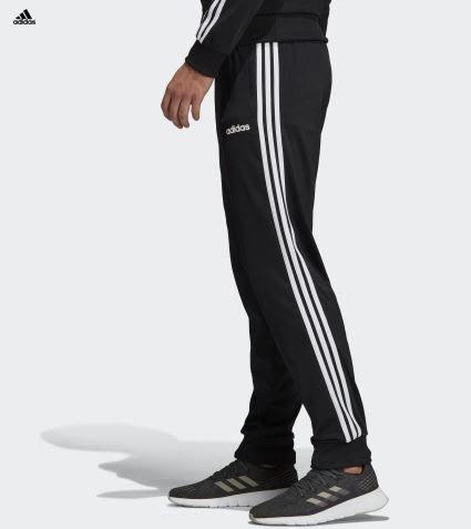 運動GO ADIDAS 愛迪達 DQ3076 口袋有拉鍊 三條線 復古 長褲 縮褲腳