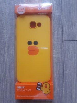 全新未拆 原廠公司貨 三星 Samsung A7 2017 Line 手機殼 硬殼 莎莉