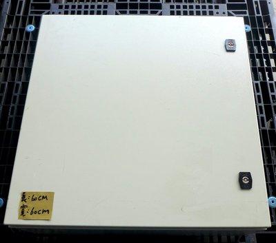 電箱 長60cm 寬60cm PLC 控制器 人機介面 伺服驅動 伺服馬達 變頻器 CPU主機板 PCB 電路板 工控板