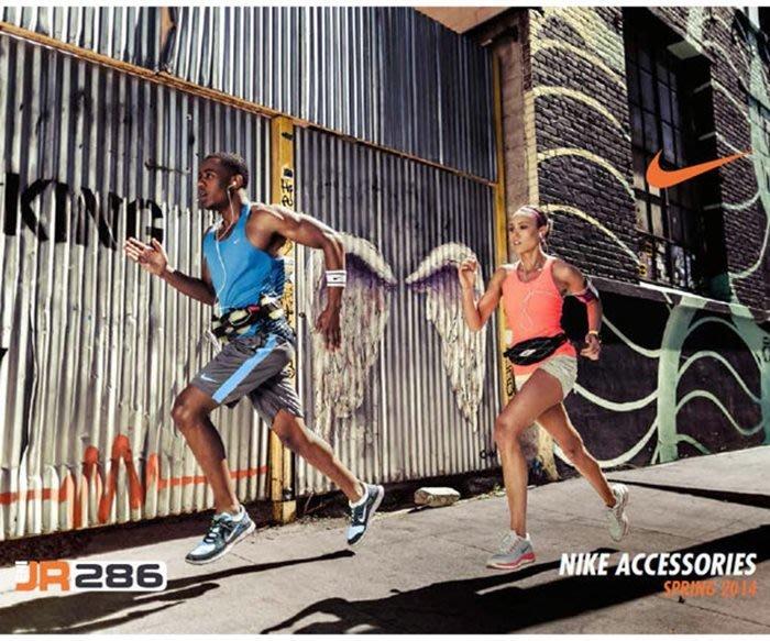 【A' SPORT】NIKE 擴充行薄型腰包2.0 NRL46022OS /AC3845-022 黑色 正版