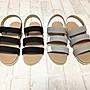 現貨出清~台灣手工製 全牛皮休閒舒適涼鞋–白色 30521   米蘭風情