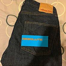 Resolute 710 W33 L32 One Wash 赤耳丹寧 養褲