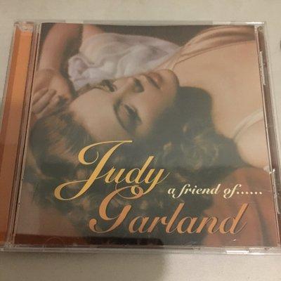 *愛樂熊貓*2000英版/茱蒂嘉蘭經典盤JUDY GARLAND/A FRIEND OF..