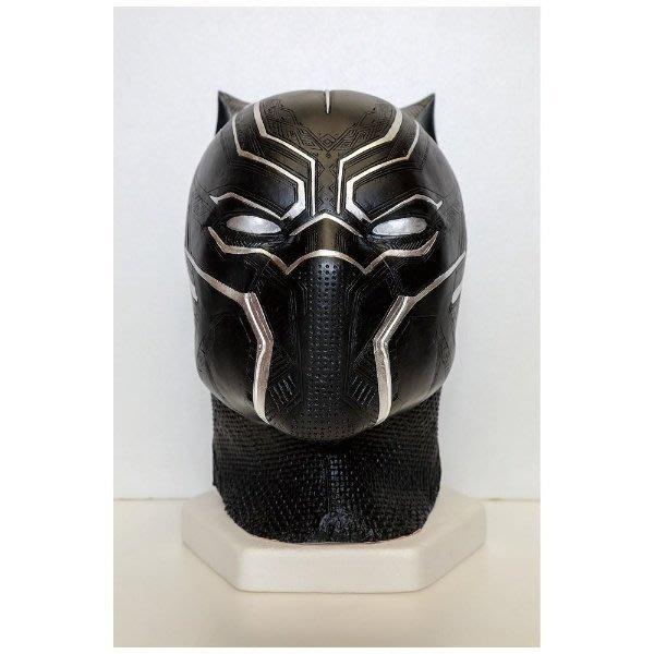 【beibai不錯買】派對道具 變裝 搞笑面具 日本手製 日本進口 MARVEL面具 漫威面具 黑豹面具