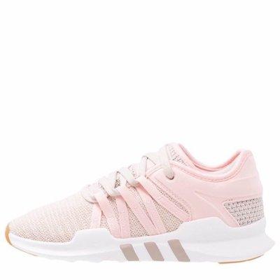 Adidas EQT Racing 英國限定白粉色乾燥玫瑰女神鞋