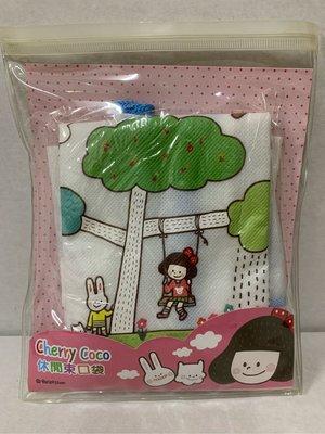 [現貨]Cherry coco 櫻桃可可 休閒束口袋 後背 休閒包