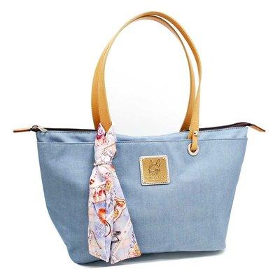 萌貓小店 日本直送-日本Peter rabbit系列手袋トートバッグ(カプチーノM
