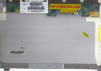 二手NB -MSI VR420X SAMSUNG LTN141W1-L04