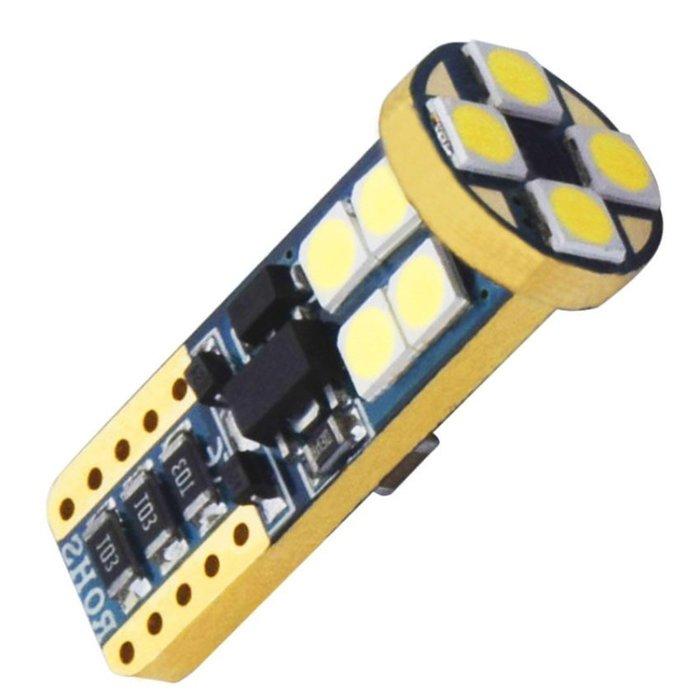 批發價 多顆享優惠 LED T10 3030 12 SMD 頂級無極性小燈駐車燈尾燈地圖燈台階燈行李箱燈牌照燈燈泡