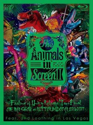 特價預購 Fear,and Loathing in  The Animals in Screen II (日版BD藍光)