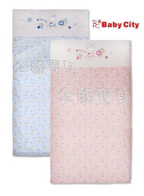 @企鵝寶貝二館@ Baby City 娃娃城米蘭兔天然乳膠床墊L(120*70cm)