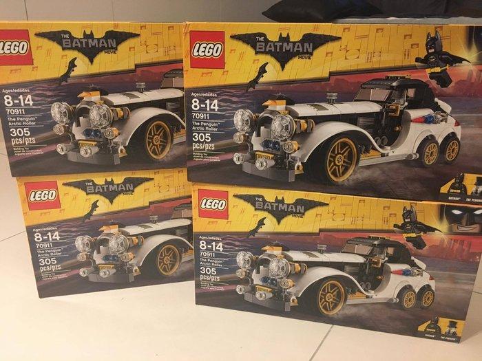 【痞哥毛】LEGO 樂高 70911 現貨 蝙蝠俠系列 限定款 企鵝古董車 全新未拆(同 70900 蝙輻俠)