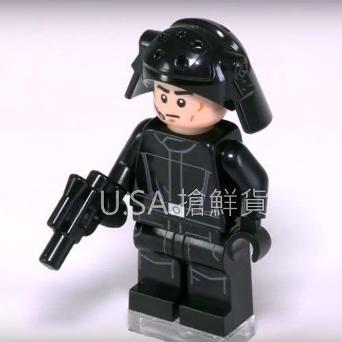 現貨【LEGO 樂高】全新正品 益智玩具 積木 / 星際大戰: 聖誕月曆 75146   單一人偶: 滅星者號+武器