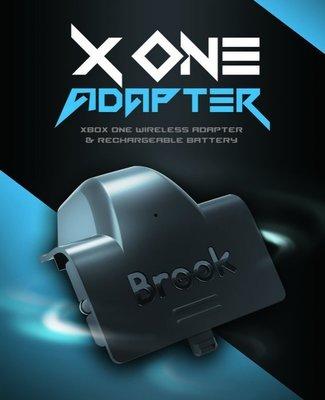 【光華商場-飛鴻數位】 BROOK XBOX ONE 電池無線轉接器 適用PS4 SWITCH (NS) PC
