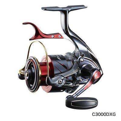 【新竹民揚】SHIMANO 紡車式捲線器 19 BB-X TECHNIUM FIRE BLOOD C3000DXG