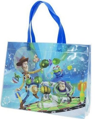 ☆╮Darling Baby ☆日本卡通游泳袋 防水收納袋~玩具總動員