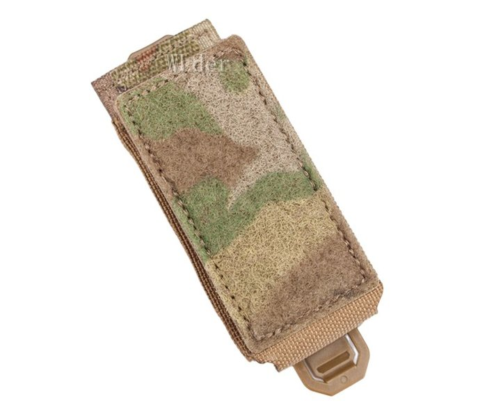 [01] PSIGEAR Skewer 短版 戰術 工具包 CP ( PSI軍品真品軍用警用手電筒包防狼噴霧雜物袋工具袋