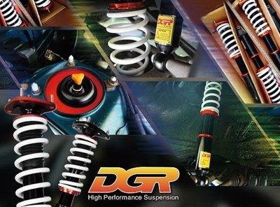 CAS   DGR 高低軟硬可調避震器BENZ ~ R170 SLK 230  97~03