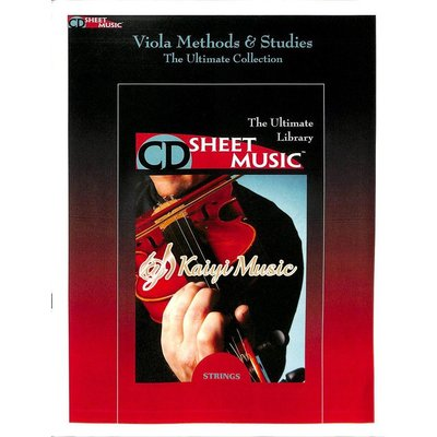 Kaiyi Music ♫Kaiyi Music♫Sheet music String Viola methods&studies