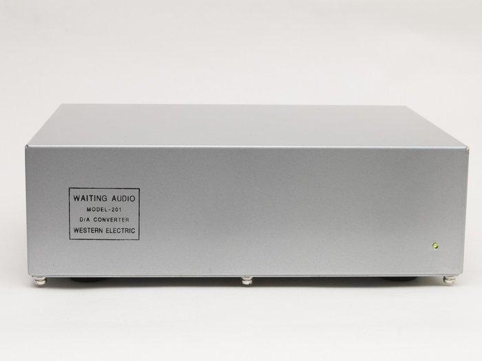 WAITING AUDIO MODEL-201 D/A CONVERTER 數位類比轉換器 ( DAC )