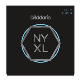【成功樂器 . 音響】D'Addario NYXL 1152 Nickel Wound 電吉他弦
