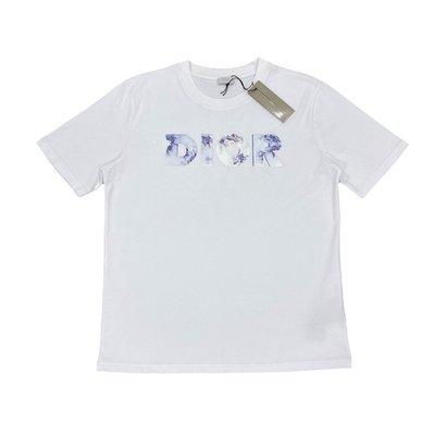 【潮流國際】新款 D**  D***sham限量晶石印花Tee原單高品質短袖T恤打底衫潮款XS-L爆款YY187