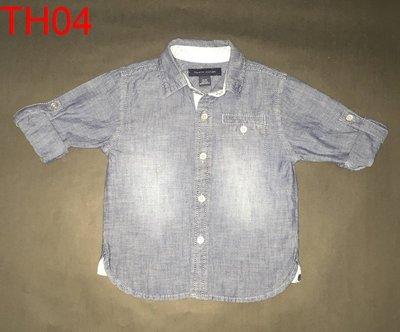 【西寧鹿】 Tommy Hilfiger 12個月大 童裝 絕對真貨 美國帶回 可面交 TH04