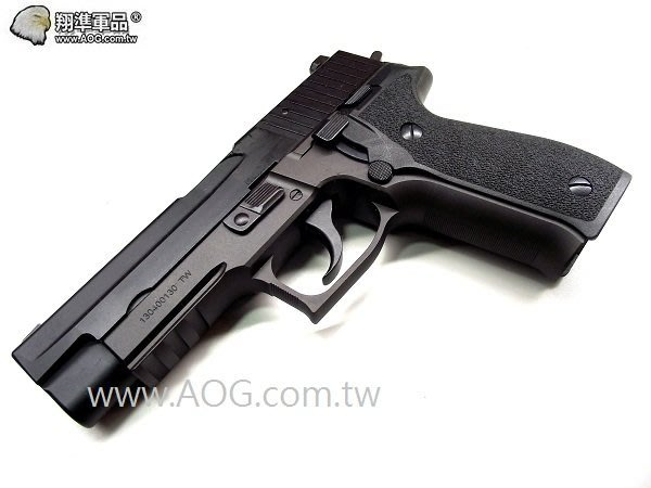 【翔準軍品AOG】(KSC) P226 全金屬瓦斯手槍 生存遊戲 D--07-15