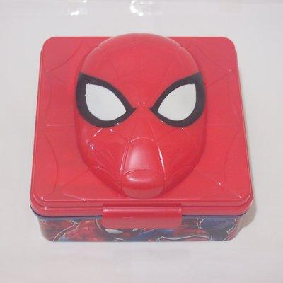 全新 Hong Kong Disneyland Spider-man Food Box 香港迪士尼樂園蜘蛛俠食物盒