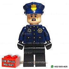 HK Brick Market LEGO 70912 sh347 GCPD Officer - Male Super Heroes 超級英雄系列 樂高英雄傳