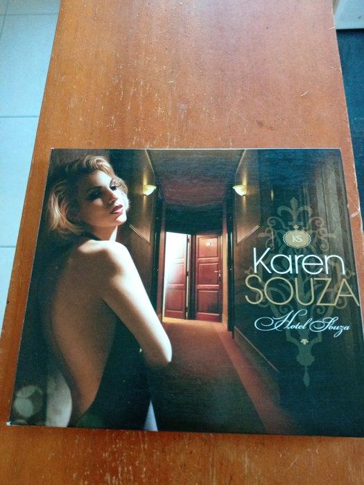爵士女聲- KAREN SOUZA 凱倫莎莎 -HOTEL SOUZA 爵戀情迷CD只拆封  含側標