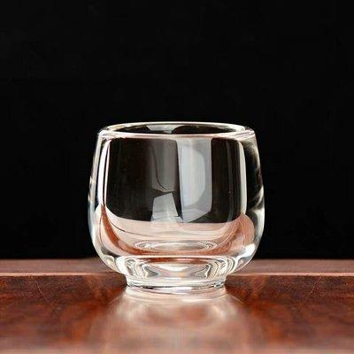 【姫】巴西纯天然水晶原石打磨水晶杯茶杯水杯高脚杯高透明烈酒杯养生杯
