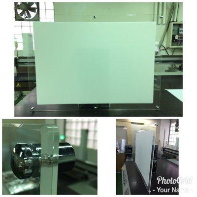 阿宗客製化1203-0929-3+5mm透明壓克力A0海報夾+6顆點掛螺絲/尺寸:125X90CM