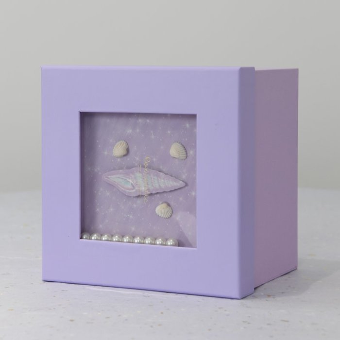 禮品盒 禮品盒子大小號創意生日女口紅禮盒空盒包裝盒ins禮物盒情人節 優品百貨