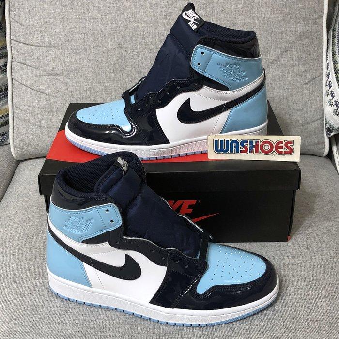 Washoes Air Jordan 1 Hi OG Blue Chill 藍 水藍 CD0461-401 現貨 明星賽