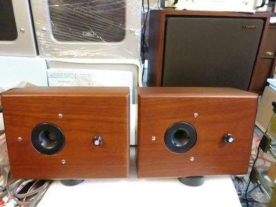 JENSEN RP-302 16歐姆 超高音喇叭一對, 內建美製分音器3500HZ一對,不會影響主音 (有附木箱)