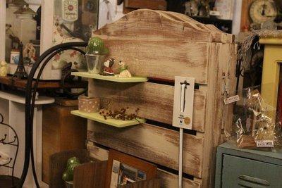 zakka糖果臘腸鄉村雜貨坊   木作類..hook活動式層板.橫條展示架專用層板(商品陳列架多肉植物道具架櫥窗佈置佈景