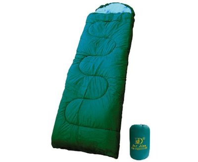 睡袋 DJ-3029四季型4孔睡袋-有附枕頭.可雙拼-戶外登山【小潔大批發】露營用品