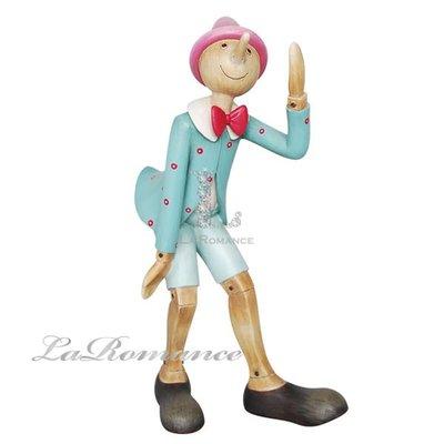 【芮洛蔓 La Romance】德國 Heidi 童趣家飾 - 彩色俏皮小木偶 / 人物擺飾 / 小孩房 / 兒童房