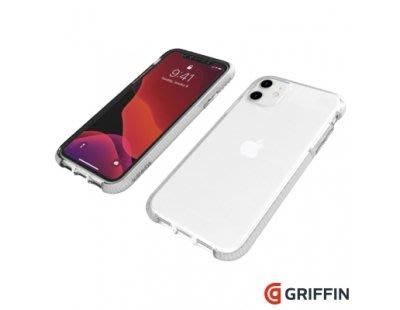 Griffin Survivor Clear iPhone 11 Pro Max (6.5吋) 透明軍規防摔殼 軍規防摔