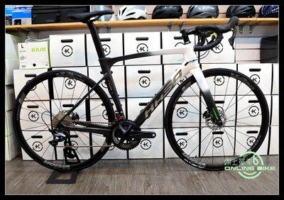 【online bike】線上單車 HASA RS1 DISC 碳纖維碟煞公路車 AXMAN ASTER GIANT
