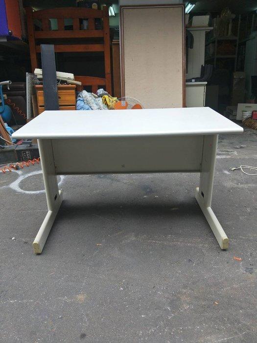 非凡二手家具 HU120cm辦公桌*主管桌*事務桌*工作桌*電腦桌*矮桌*會計桌*洽談桌*書桌*OA桌*鐵桌