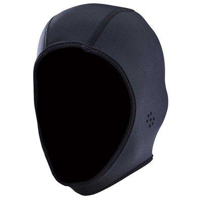 【日大潛水RIDA】2.0mm 立體頭套 保暖 防寒帽 水肺潛水 自由潛水 超彈布料