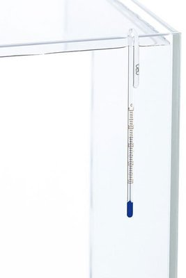 魚樂世界水族專賣店# 日本 ADA 玻璃掛式水溫計 J-08WH (適用8mm魚缸用) 型號:102-003