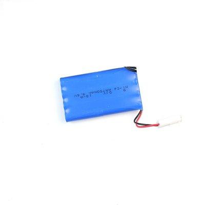 【傳說企業社】永行坦克專用鎳鎘充電電池 9.6V AA750mAh 大田宮-2P插頭