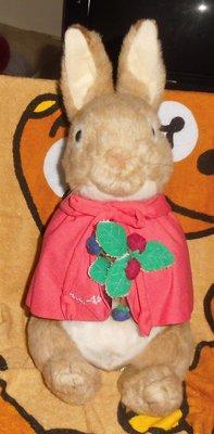 日版﹝限量﹞※The World of Peter Rabbit彼得兔※【L號彼得兔姊姊Cotton-tail造型】絨毛