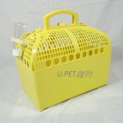 【優比寵物】皇冠ACEPET寵物郊遊籠/水瓶籃/輕便提籃/運輸籠/軟式提籠NO.623